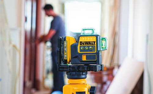 New From Dewalt 12v Line Laser Range Laser Level Review