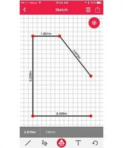 Leica Sketch App