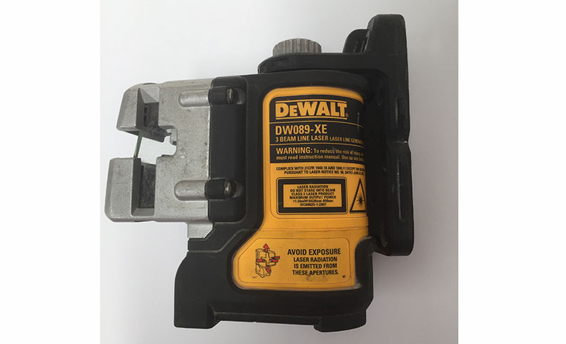 Calibration Dewalt Dw089 Laser Level Review