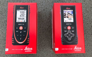 Laser Entfernungsmesser Leica Disto X4 : Hands on new leica disto d with bluetooth laser level review