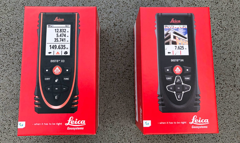 A Review of Leica Disto X3 & X4 Laser Distance - Laser Level Review