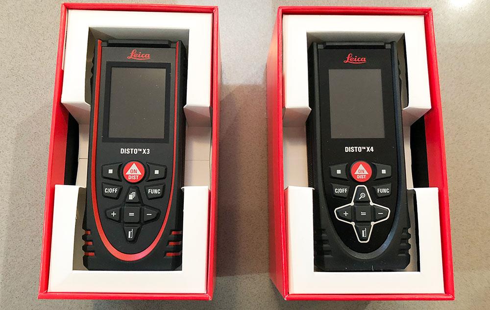 leica disto x3  A Review of the New Leica Disto X3 and Disto X4 Laser Distance ...